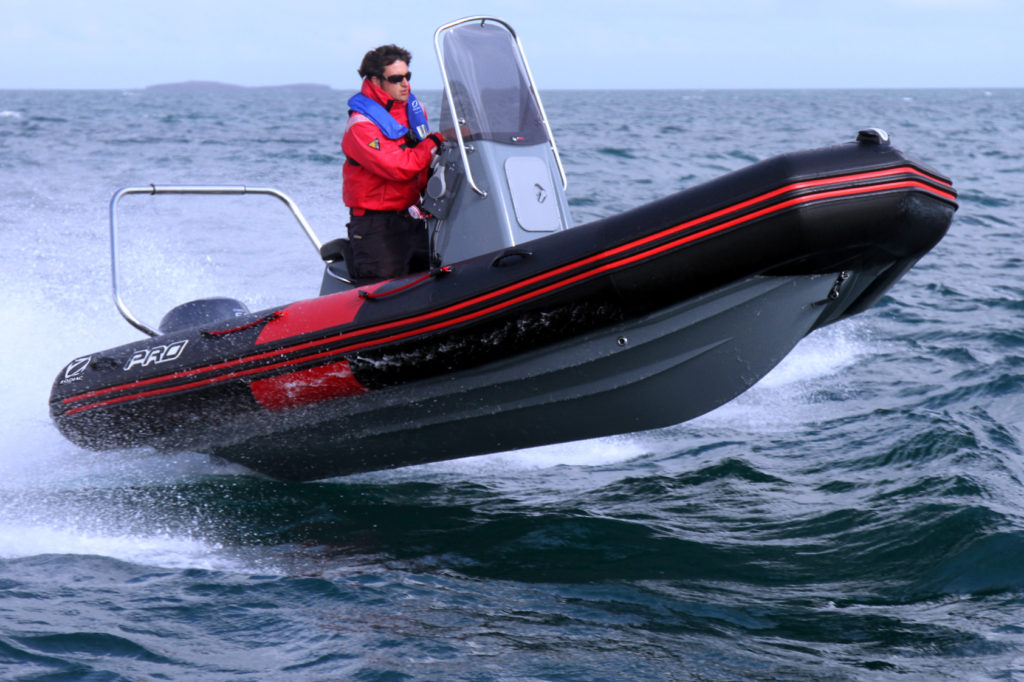 Zodiac Inflatable Boat Dealer | Washington State - Tenders