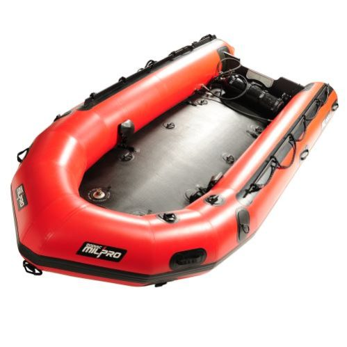 Zodiac MilPro ERB 380 Professional Grade Emergency Rescue Boat